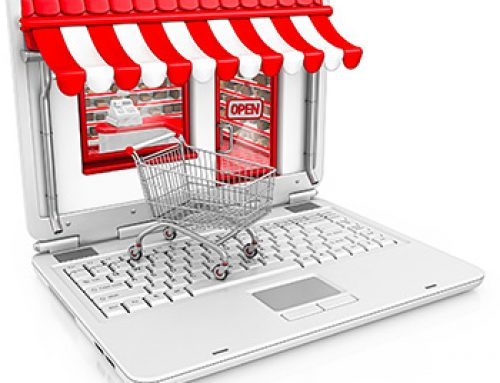 I want to sell my products in an online store. But how?